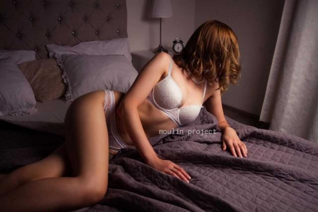 Kira erotic massage