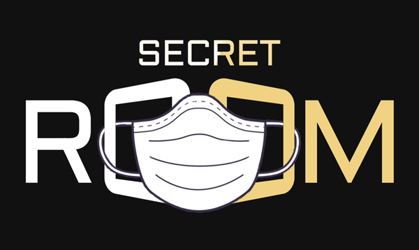 logo secret room prague
