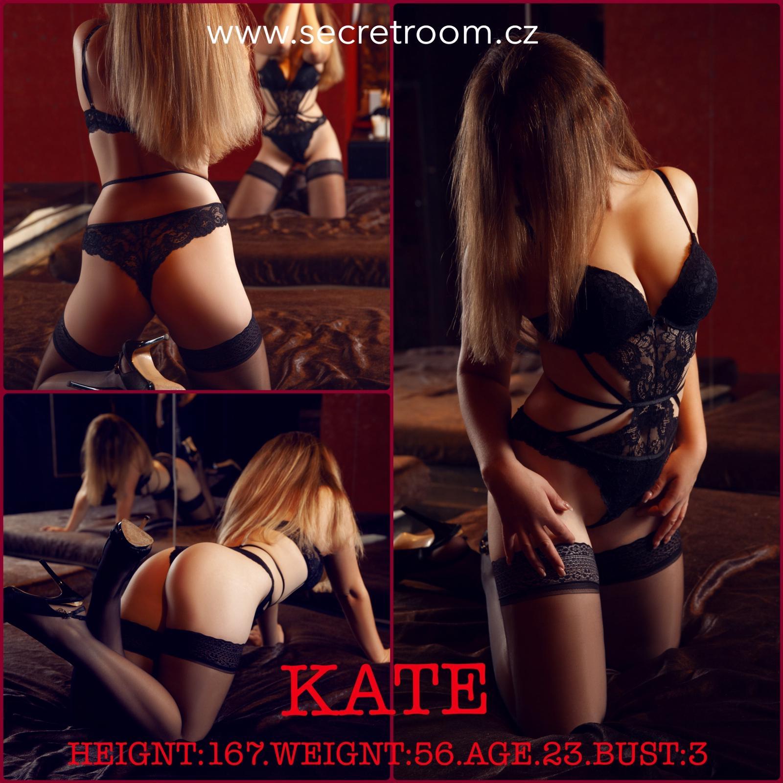 Kate erotic massage in Prague