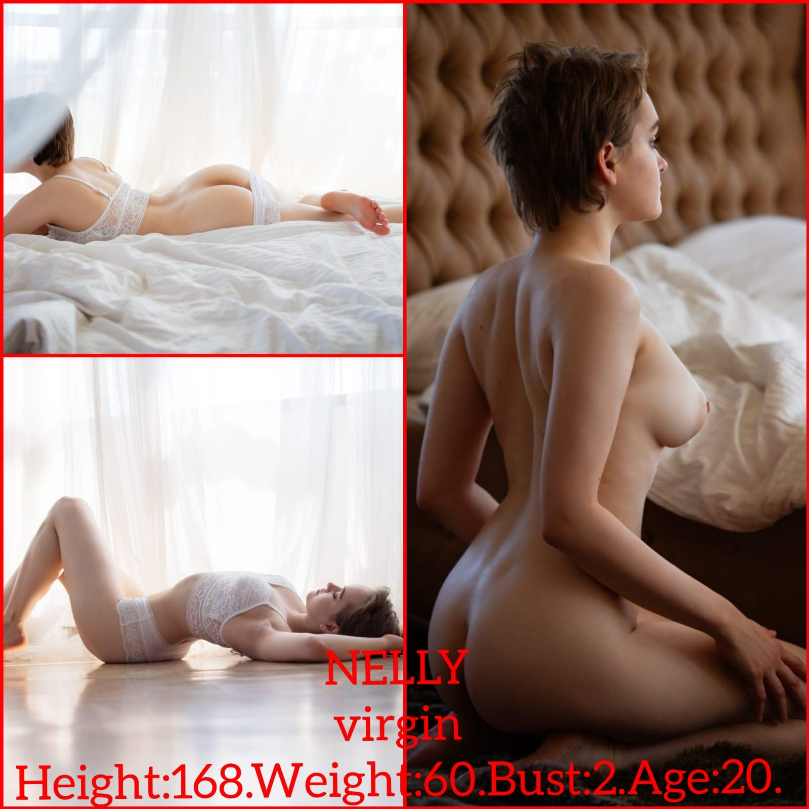 Nelly Erotic  massage Prague
